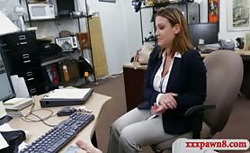 Sexy business woman nailed by pawn guy - e-porn.net